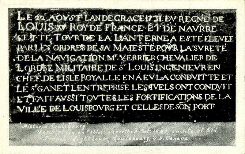 Forteresse De Louisbourg Un Rendez Vous Avec LHistoire