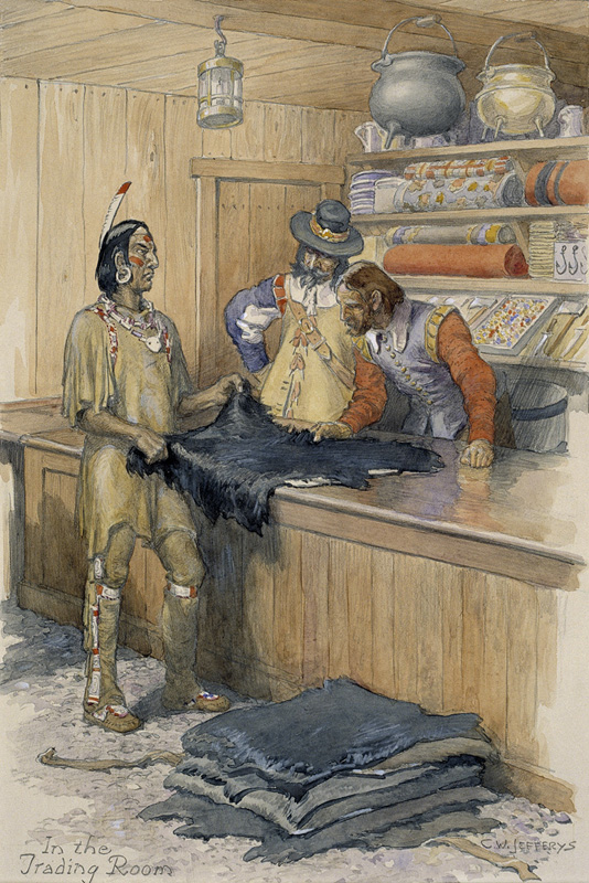french fur trade Teacher resource the french fur trade lesson plan introduction this lesson helps third grade students understand the life and culture of the early french settlers that.