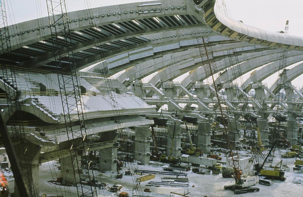 Stade Olympique De Montr 233 Al Et Installations Connexes