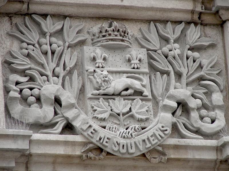 La Devise Quebecoise Je Me Souviens Articles Encyclopedie Du