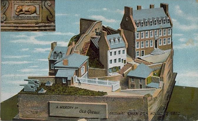 Articles encyclop die du patrimoine culturel de l for Architecture quebecoise
