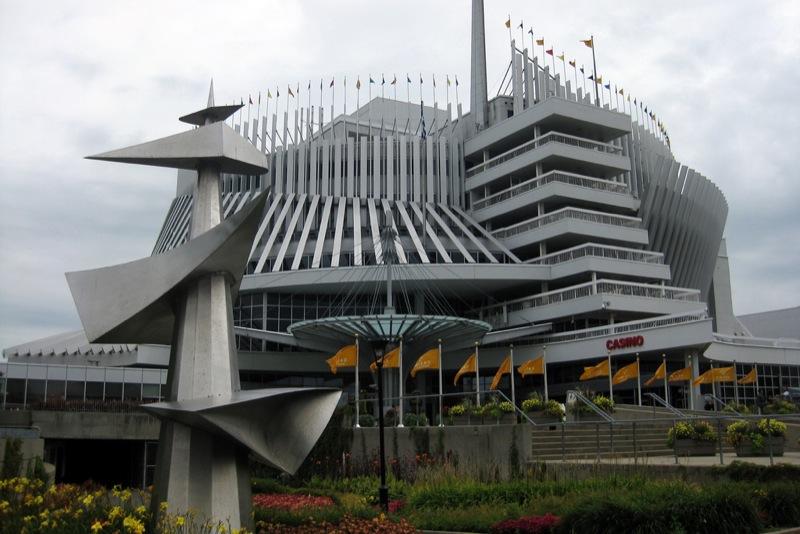 The French Pavilion, Now The Casino De Montréal