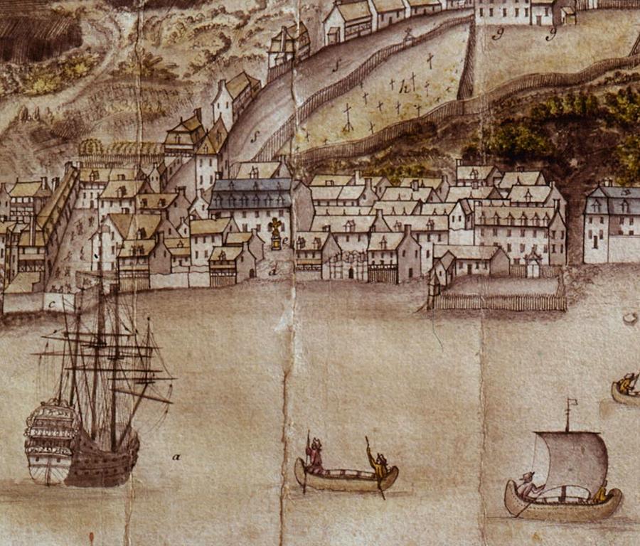xiv siècle carte angleterre