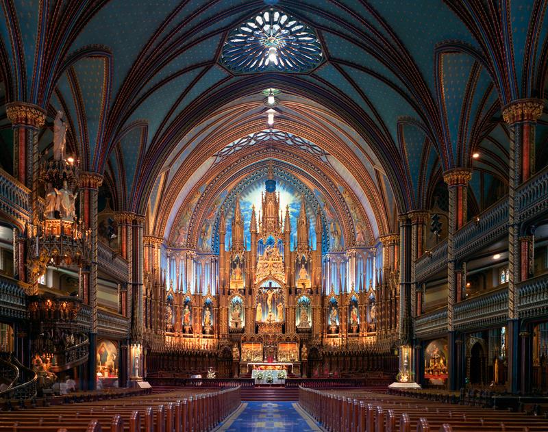 Basilique Notre Dame De Montréal Articles Encyclopédie Du
