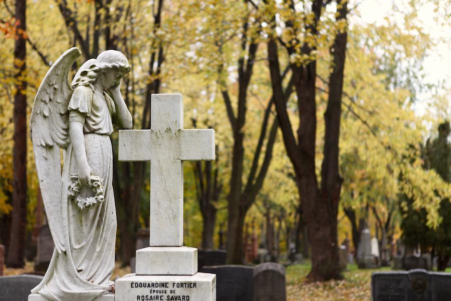 Le respect dû aux morts se perd au Québec et ailleurs dans le monde... Belmont_1