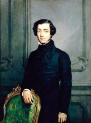 Théodore Chasseriau, Alexis-Charles-Henri Cléral de Tocqueville. 1850