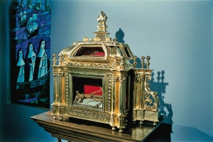 Reliquary of the Blessed Catherine of St. Augustine