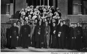 Meeting of Association des éducateurs bilingues de l'Alberta (1954)