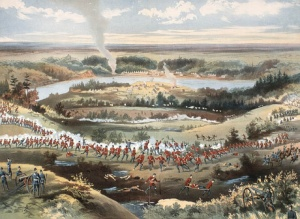 The Battle of Batoche