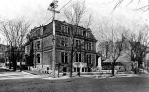 Van Horne Mansion, circa 1880