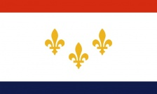 The Flag of New Orleans