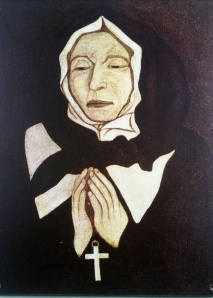 Portrait of Marguerite Bourgeoys