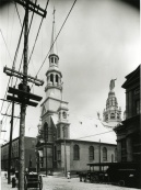 Notre-Dame-de-Bon-Secours chapel, early 20th century