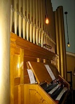 The Casavant Pipe Organ