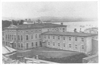 The second Parliament in 1865