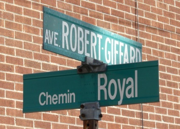Street names in Beauport continue to reflect the town's feudal history.