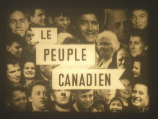 Le peuple canadien