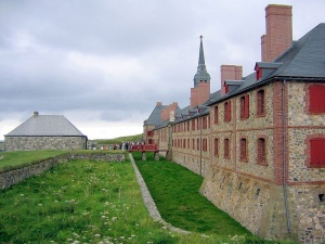 Fortress of Louisbourg, Cape Breton Island (Nova Scotia), 2005