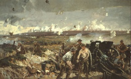 The Battle of Vimy Ridge (1917)