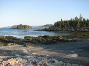 The Lyman Islets