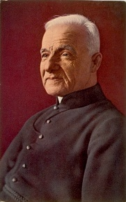 Brother André, C.S.C., founder of the shrine (1845–1937)