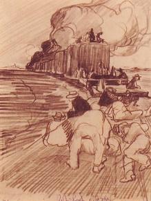 Vieux souvenirs, 1934