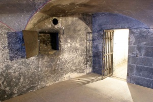 Cellblock from the old common prison, 2004