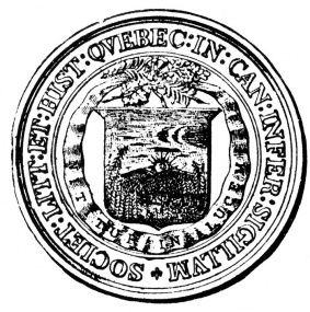 Seal of the Literary and Historical Society of Quebec