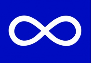 The flag of Canada's Métis
