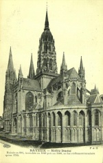 Bayeux Cathedral, BAnQ