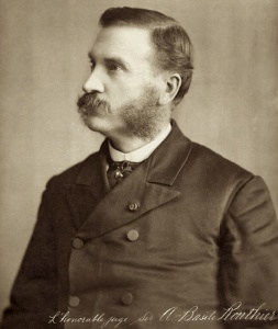 Sir Adolphe-Basile Routhier (1839-1920)