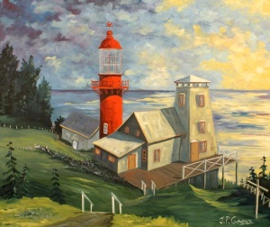 Pointe-de-la-Renommée Lighthouse (Jean-Pierre Gagnon, 2010)