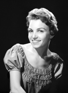 Monique Leyrac, 1955