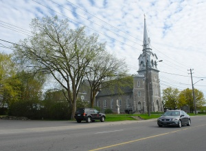 St-Joseph Church in Orléans, a suburb of Ottawa