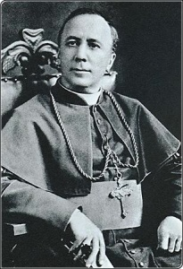 Msgr. Adélard Langevin, second Archbishop of Saint-Boniface, founder and first president of the Société historique de Saint-Boniface