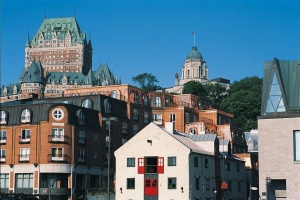 Auberge Saint-Antoine, in the Historic District of Old Quebec.