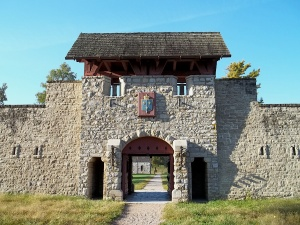 The Fort de Chartres Gate