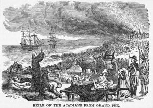Exile of the Acadians from Grand Pré
