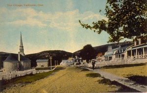 Village of Tadoussac, Quebec