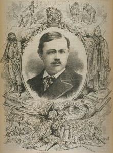 Louis H. Fréchette, 1880