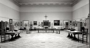 Le Vieux Québec [Old Quebec] Exhibition, 1942. © BAnQ