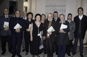Launch of the CRCCF's 50th anniversary book, 2 October 2008